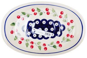 Gravy Boat (Cherry Dot)