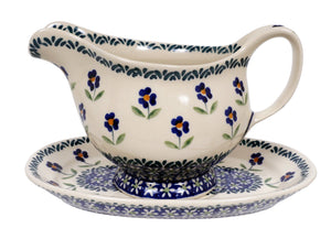 Gravy Boat (Forget Me Not)
