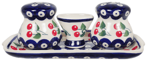 Salt & Pepper Set (Cherry Dot)