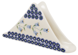 Triangle Napkin Holder (Lily of the Valley)