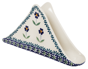 Triangle Napkin Holder (Forget Me Not)