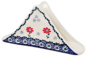 Triangle Napkin Holder (Summer Blossoms)
