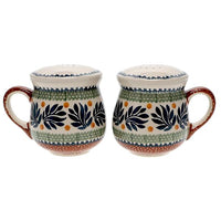 Salt & Pepper Mugs (Jungle Fever)