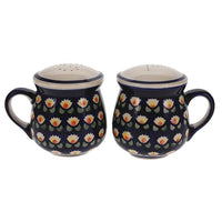 Salt & Pepper Mugs (Tulip Azul)
