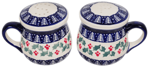 Salt & Pepper Mugs (Holiday Cheer)