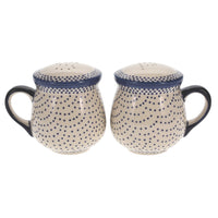 Salt & Pepper Mugs (Misty Blue)