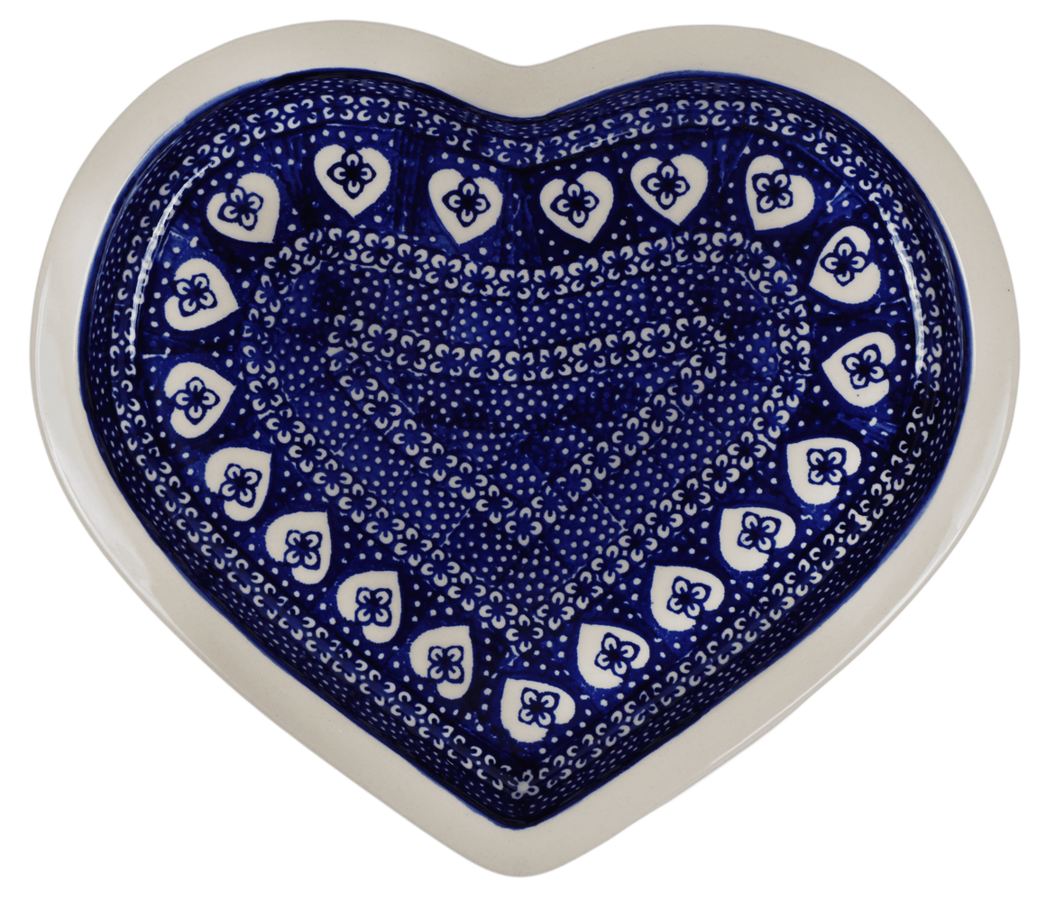 Heart Plate (Nordic Hearts)