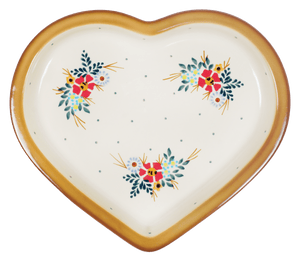 Heart Plate (Country Pride)