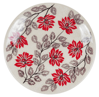 "Dessert Plate - 6.5"" (Evening Blossoms)"