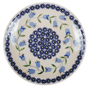 "Dessert Plate - 6.5"" (Lily of the Valley)"