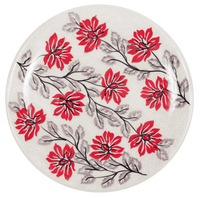 "7.25"" Dessert Plate (Evening Blossoms)"