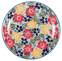 "7.25"" Dessert Plate (Evening Bouquet)"