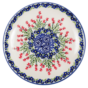 "7.25"" Dessert Plate (Burning Thistle)"