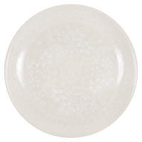 "7.25"" Dessert Plate (Duet in Lace)"