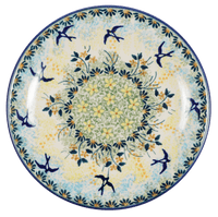 "7.25"" Dessert Plate (Soaring Swallows) 