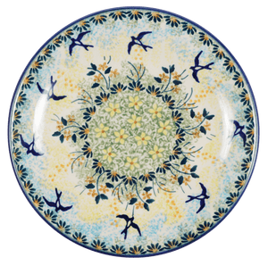 "7.25"" Dessert Plate (Soaring Swallows)"