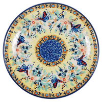 "7.25"" Dessert Plate (Butterfly Bliss)"