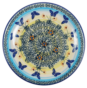 "7.25"" Dessert Plate (Butterflies in Flight)"