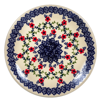 "7.25"" Dessert Plate (Trellis in Bloom) 