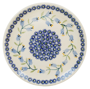 "7.25"" Dessert Plate (Lily of the Valley)"