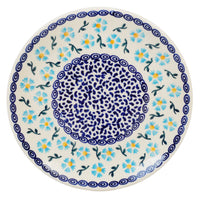 "7.25"" Dessert Plate (Heavenly Blue)"