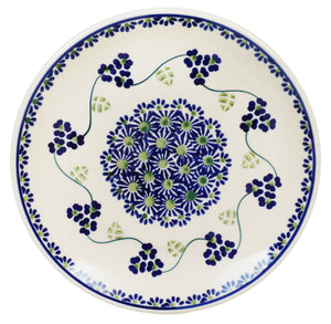 "7.25"" Dessert Plate (Vineyard in Bloom)"