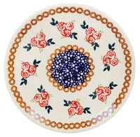 "7.25"" Dessert Plate (Parade of Roses)"