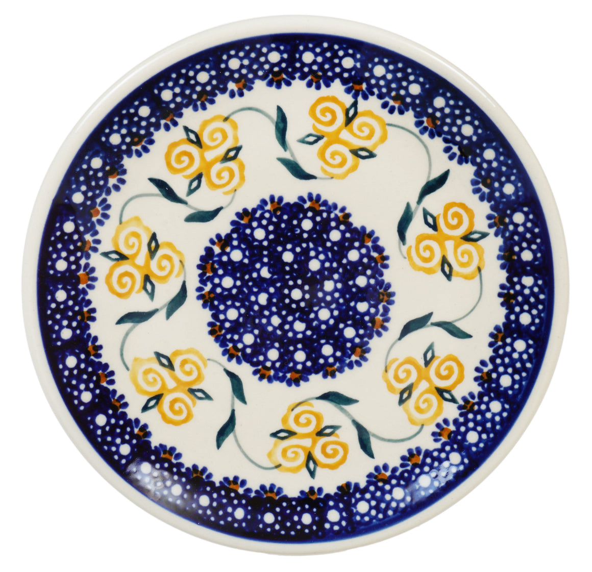 "7.25"" Dessert Plate (On the Vine)"