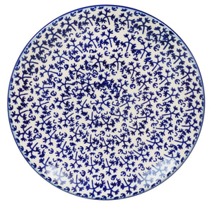 "7.25"" Dessert Plate (Blue Thicket)"