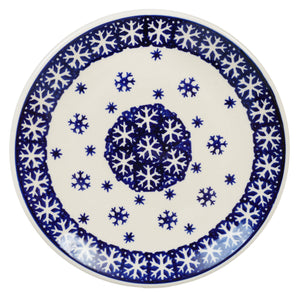 "7.25"" Dessert Plate (Snow Drift)"