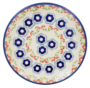 "7.25"" Dessert Plate (Billowy Blossoms)"