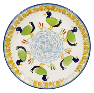 "7.25"" Dessert Plate (Ducks in a Row)"
