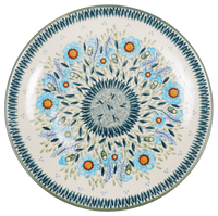 "10"" Dinner Plate (Baby Blue Blossoms) 