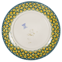 "10"" Dinner Plate (Sunny Bouquet)"