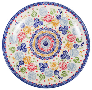 "10"" Dinner Plate (Balloon Flowers)"