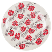 "10"" Dinner Plate (Evening Blossoms)"