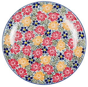 "10"" Dinner Plate (Evening Bouquet)"