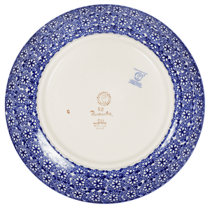 "10"" Dinner Plate (Poppy Persuasion)"