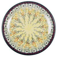 "10"" Dinner Plate (Sunshine Grotto)"