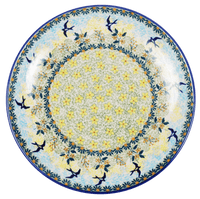 "10"" Dinner Plate (Soaring Swallows)"