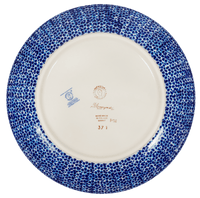 "10"" Dinner Plate (Crimson Twilight)"