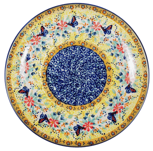 "10"" Dinner Plate (Butterfly Bliss)"
