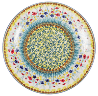 "10"" Dinner Plate (Sunlit Wildflowers)"