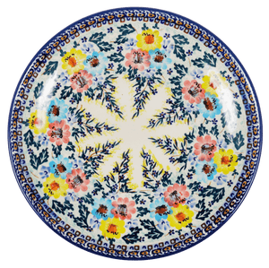 "10"" Dinner Plate (Brilliant Garland)"