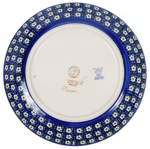 "10"" Dinner Plate (Floral Formation)"