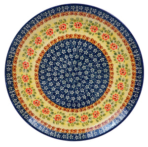 "10"" Dinner Plate (Bountiful Blossoms)"