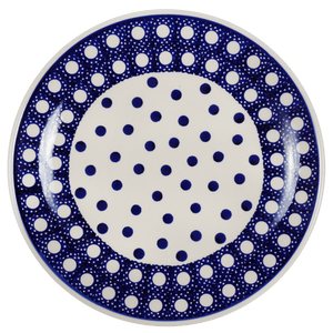"10"" Dinner Plate (Polka Dot Party)"