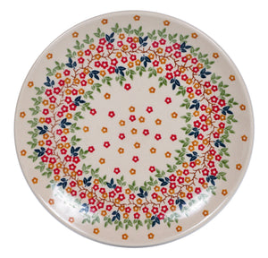 "10"" Dinner Plate (Autumn Wreath)"