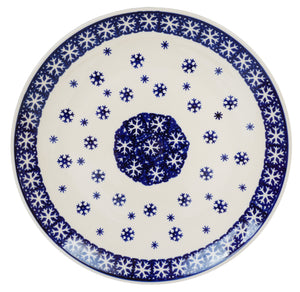 "10"" Dinner Plate (Snow Drift)"