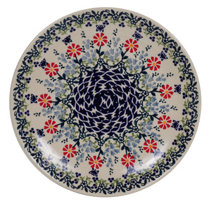 "10"" Dinner Plate (Butterfly Blossoms)"